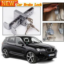 C03 Brake Pedal Lock Security For Car Auto S.S Clutch Lock Anti-theft Perfect