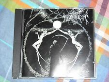 Necromicon - Realm of Silence special 1st ed cd on IMPURE new '96 like ICR 003