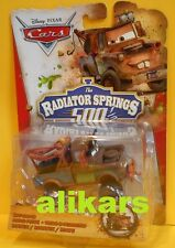 Off-Road - MATER Radiator Springs 500 Disney Cars vehicles voitures Mattel Hook