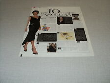 H206 ANGELINA JOLIE '2007 CLIPPING
