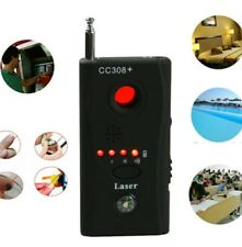 New Anti Spy Signal Bug RF Detector Hidden Camera Laser Lens GSM Device Finder
