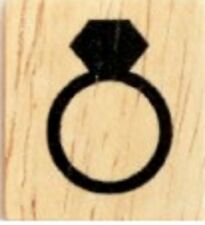 INDIVIDUAL WOOD SCRABBLE TILES! 8 FOR $2, OR 25 CENTS EACH. WEDDING RING SYMBOL