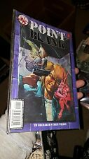 Point Blank by Ed Brubaker & Colin Wilson issues #1-5 DC Wildstorm 2002