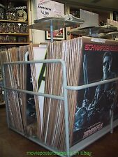 100 MOVIE POSTER Cardboard /Poly Bag for 27x40 One Sheet's PROFESSIONAL DISPLAYS