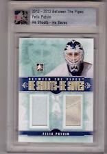 FELIX POTVIN /13 ITG Rookie Jersey HSHS #/20 SP Jersey & Glove Patch Maple Leafs