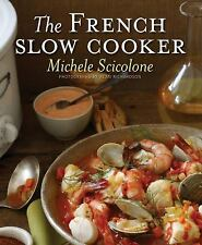 French Slow Cooker Michele Scicolone BRAND NEW