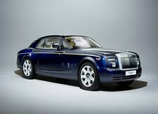 KYOSHO Rolls Royce Phantom Coupe Peacock Blue 1:18**New Release**