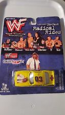 WWF WWE 1/64 Scale Radical Rides Mick Foley Mankind Die-Cast Car WCW ECW TNA !!!