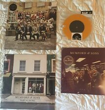 Mumford and Sons Sealed Unopened lot