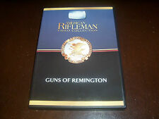 AMERICAN RIFLEMAN TALES OF THE GUN History Channel RARE REMINGTON GUNS DVD