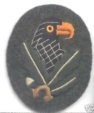 GERMAN ARMY SNIPERS BADGE 3..rd Class SLEEVE