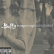Buffy The Vampire Slayer: Radio Sunnydale  Music-Good Condition