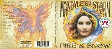 Mandyleigh Storm - Fire & Snow (2008)  CD Limited Edition  NEW  SPEEDYPOST