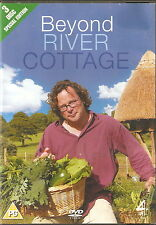 BEYOND RIVER COTTAGE - Complete. Hugh Fearnley-Whittingstall (3xDVD BOX SET '05)