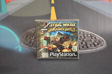 STAR WARS EPISODIO I JEDI POWER BATTLES NUEVO PS1 PSX PLAYSTATION ENVÍO 24/48H
