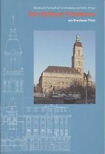 Das Rathaus Friedenau am Breslauer Platz, Schöneberg, Berlin