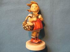"""Hummelfigur 96 Gretl"""" - Little Shopping - older Figurine - 1. Wahl"""