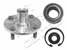 FOR FORD FIESTA 1.25 1.3 1.4TDCI 1.6 FRONT WHEEL BEARING & HUB FLANGE NON ABS