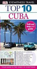Cuba (Eyewitness Top 10 Travel Guides)-ExLibrary