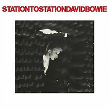 DAVID BOWIE 'STATION TO STATION' (Remastered) CD (2017)