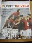 04/11/2003 Manchester United v Rangers [Champions League] . Item appears to be i