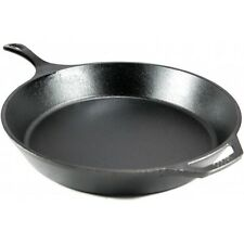 Lodge Logic L14SK3 15-Inch Pre-Seasoned Cast-Iron Skillet