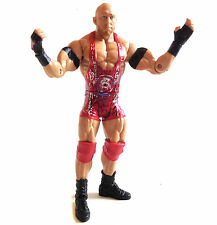 "WWF WWE Wrestling Ryback Nero Costume MATTEL 6 ""Action Figure Toy Nizza!"