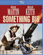 Something Big (Blu-ray) Dean Martin/Brian Keith Western NEW SEALED