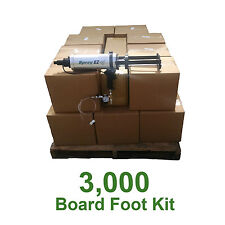 DIY Spray Foam Insulation Closed Cell 2 lb  3000 board foot kit 1-877-772-9629
