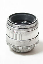 TESTED Helios-44 2/58 8 BLADES M39 to M42 SLR, 58mm f2 lens, Canon, Pentax, EXC