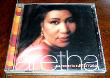 CD: Aretha Franklin - A Rose Is Still A Rose / R&B Soul Queen Diva Urban Diddy