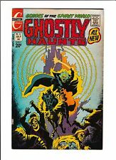 "GHOSTLY HAUNTS #33  [1973 FN+]  ""HOME IS WHERE THE HAUNT IS!"""