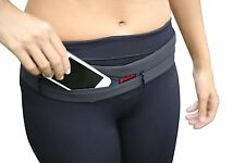 Best Runners Belt with Reinforced zipper - Two expandable pockets