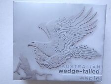2015 Austrailian Wedge Tail Eagle Silver Proof Box Complete Government Package