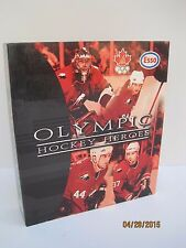 Olympic Hockey Heroes: 1998 Nagano Olympic Winter Games by Esso