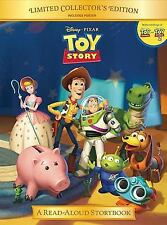 Toy Story: A Read-Aloud Storybook by Disney (2009, Hardcover)