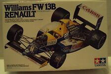 Tamiya 1/20 1990 Williams FW-13B Renaul F1 Kit #20025 Sealed Inside Hard To Find