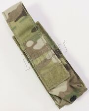 "NEW London Bridge Trading LBT-9043A 6"" Flashlight / Baton Pouch Multicam MOLLE"