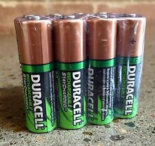 New-12 Count Duracell Rechargeable AA Batteries