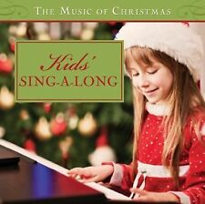 Christmas Hymns for Kids' Sing-A-Long by Inc. Barbour Publishing /  CD Audio