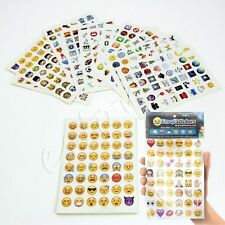 912 STICKERS ADHESIFS 3D SMILEYS EMOJI • INSTAGRAM FACEBOOK TWITTER IPHONE • HOT