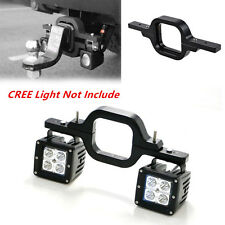 Towing  Hitch Mount CREE LED Pod Backup Reverse Lights For Off-Road 4x4 Truck