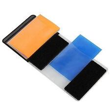 12 Color Flash Diffuser Kit for CANON 600EX 580EX II 430EX 320EX 270EX FT