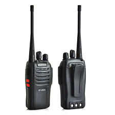 Original Baofeng BF-666S 5W UHF 400-470 MHz CTCSS Two-way Radio Walkie Talkies
