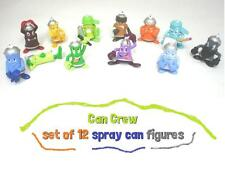 Hey Homies  Hoppin Hydros - The Can Crew graffiti spray paint can figures loose