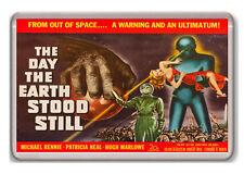 THE DAY THE EARTH STOOD STILL 1951 FRIDGE MAGNET IMAN NEVERA
