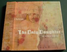 DAVID SYLVIAN Japanese PROMO CD No.3  BLEMISH REMIXES obi - others available