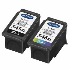 Canon PG-545XL & CL-546XL Ink Cartridges High Capacity for Canon PIXMA MG2450