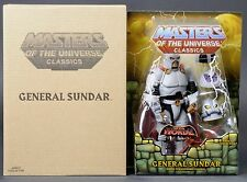 2016 MOTU General Sundar MOTUC Masters of the Universe Classics MOC