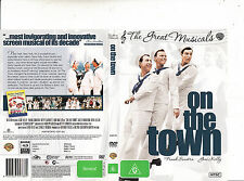 On The Town-1949-Gene Kelly-Movie-DVD